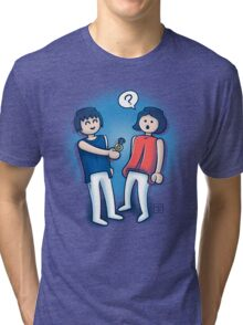 Play-love Tri-blend T-Shirt