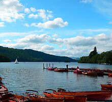 Lake Windermere by Tom Gomez