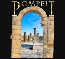 The Ruins Of Ancient Pompeii T-Shirt