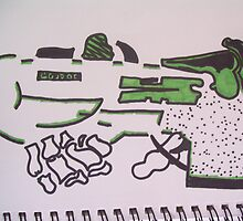 goo gun by jesswood93