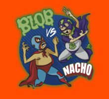 BLOB VS. NACHO Kids Clothes