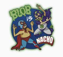 BLOB VS. NACHO Kids Tee