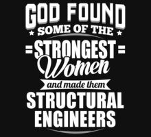 Strongest Structural Engineers T-shirt by musthavetshirts
