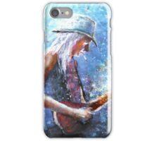 Johnny Winter iPhone Case/Skin