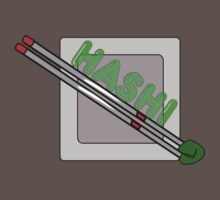 HASHI CHOPSTICKS T-Shirt
