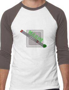 HASHI CHOPSTICKS Men's Baseball ¾ T-Shirt
