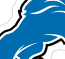 Detroit Lions Sticker