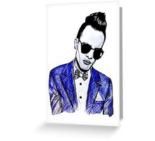 Urie Brendon Greeting Card