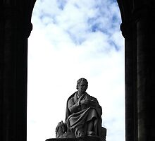 Sir Walter Scott by Wrayzo