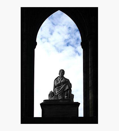 Sir Walter Scott Photographic Print