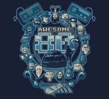 Awesome 80s Kids Tee