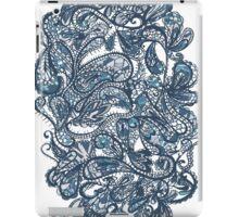 Decorative Swirls iPad Case/Skin
