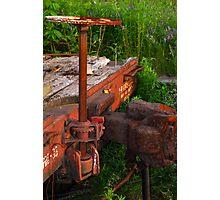 Rusting Photographic Print