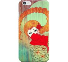Anguish of Scorpio iPhone Case/Skin