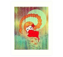 Anguish of Scorpio Art Print