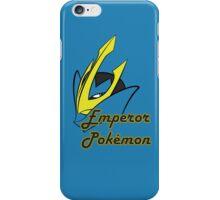 Emperor Empoleon  iPhone Case/Skin