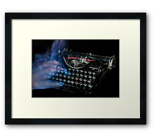 The Mind of the Artist 1/3 Framed Print