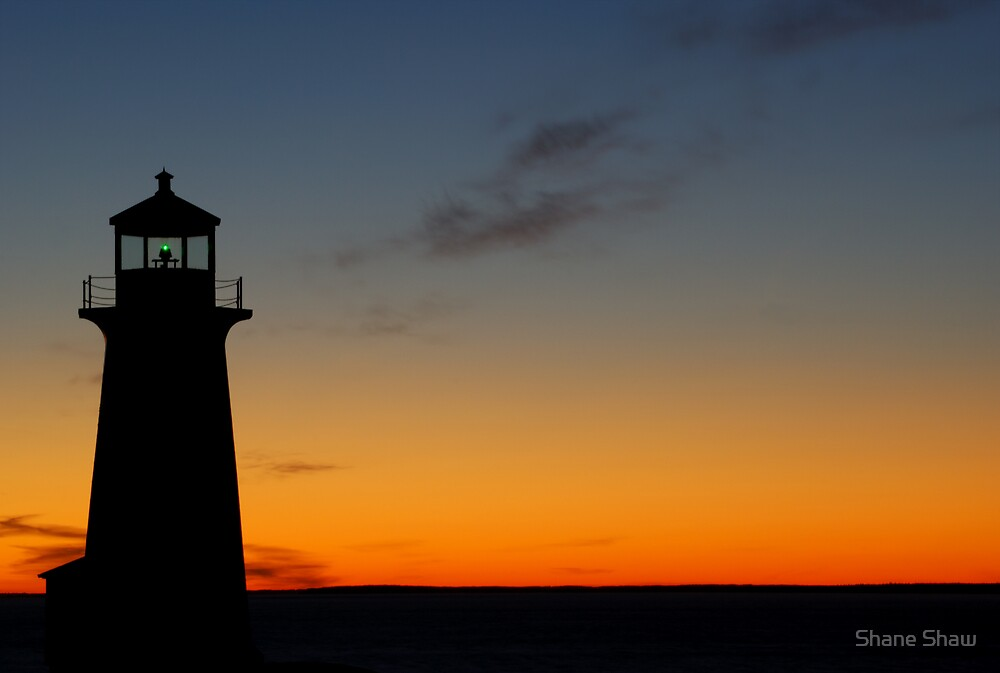 Guiding Light by Shane Shaw
