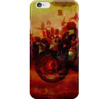 The delirious orchestra iPhone Case/Skin