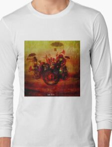 The delirious orchestra Long Sleeve T-Shirt