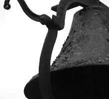 B&W Bell by Justin Shaffer