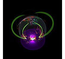 3D Space Oddity  Photographic Print