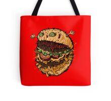 Monster Burger Tote Bag