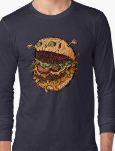 Monster Burger Long Sleeve T-Shirt