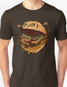 Monster Burger Unisex T-Shirt
