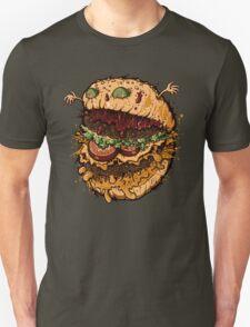 Monster Burger Unisex T-Shirt