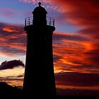 photoj Tas, Devonport Lighthouse by photoj