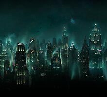 Bioshock: Rapture by mariafumada