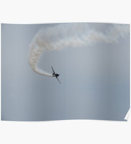Air Force Show - Airplane 2 Poster