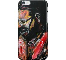 Feeling The Bass iPhone Case/Skin