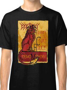 Le Chat Rouge Classic T-Shirt