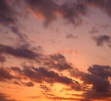 Red Sky by Justin Shaffer