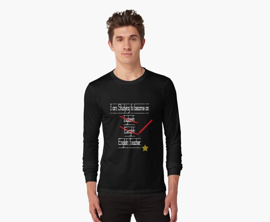 B.Ed T Shirt by MBTshirts