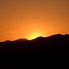 Iraq Sunset by Justin Shaffer