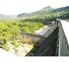 Tallowa Dam Photographic Print