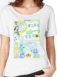 No time like now  Women's Relaxed Fit T-Shirt