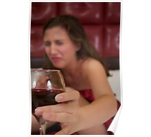WIne Whine Poster