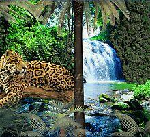 NA768-Illusive Amazon Majesty by George W Banks