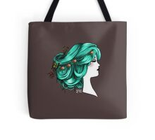 The lady cameo  Tote Bag