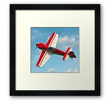 Mudry CAP.232 G-IIRP on the knife-edge Framed Print