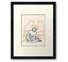 Sweet Dreams are made of This Framed Print