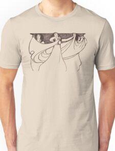 art noveau Unisex T-Shirt