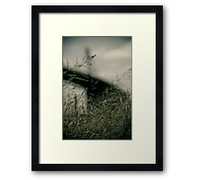 And after all our efforts it is still growing Framed Print