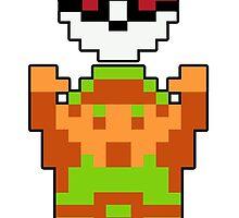 Legend of Zelda / Pokemon by MisterJfro