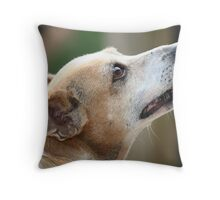 Ratt Terrier Throw Pillow