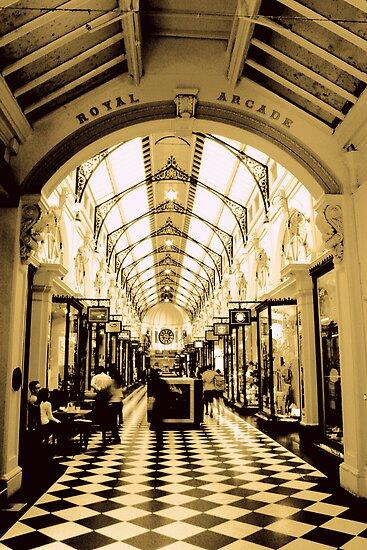 Royal Arcade by Kimberley Gifford